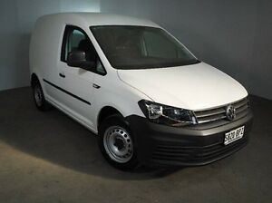 2017 Volkswagen Caddy 2KN MY17.5 TSI160 SWB Runner SE White 5 Speed Manual Van Mount Gambier Grant Area Preview