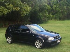 2002 Volkswagen Golf 4TH GEN GTi Black 5 Speed Manual Hatchback Albion Brisbane North East Preview