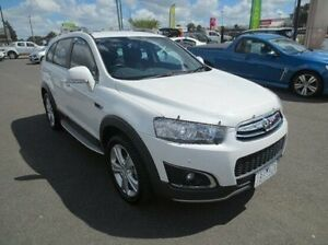 2014 Holden Captiva CG MY14 White 6 Speed Sports Automatic Wagon Coolaroo Hume Area Preview