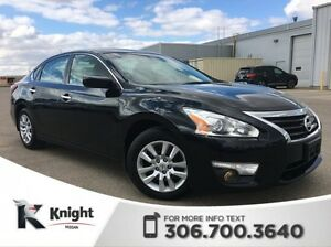 2015 Nissan Altima 2.5 S CERTIFIED PRE OWNED!