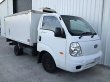 2005 Kia K2700 PU White Cab Chassis 2.7l RWD Parkwood Gold Coast City Preview