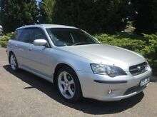 2003 Subaru Liberty AWD Silver 4 Speed Sports Automatic Wagon Vermont Whitehorse Area Preview