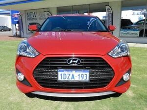 2012 Hyundai Veloster FS2 SR Coupe Turbo Red 6 Speed Manual Hatchback Victoria Park Victoria Park Area Preview