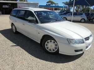 2006 Holden Commodore White Automatic Wagon Hastings Mornington Peninsula Preview