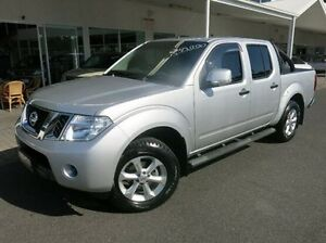 2014 Nissan Navara D40 S6 MY12 ST Silver 6 Speed Manual Utility Coffs Harbour Coffs Harbour City Preview