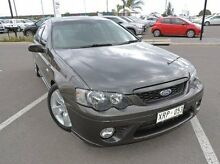 2008 Ford Falcon BF MkII 07 Upgrade XR6 Grey 4 Speed Auto Seq Sportshift Sedan Para Hills West Salisbury Area Preview