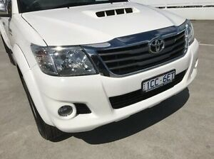 2013 Toyota Hilux White Automatic Utility Mornington Mornington Peninsula Preview