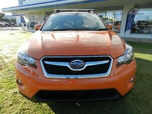 2015 Subaru XV Orange Constant Variable Wagon Victoria Park Victoria Park Area Preview