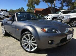 2006 Mazda MX-5 NC30F1 MY07 Touring Grey 6 Speed Manual Softtop Melville Melville Area Preview