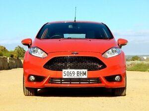 2015 Ford Fiesta WZ MY15 ST Orange 6 Speed Manual Hatchback Christies Beach Morphett Vale Area Preview