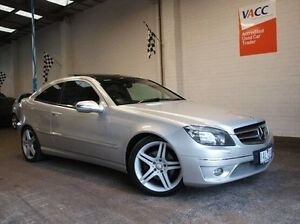 2011 Mercedes-Benz CLC200 Kompressor CL203 Evolution Exclusive Silver 5 Speed Automatic Coupe Highett Bayside Area Preview