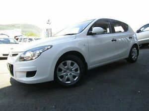 2011 Hyundai i30 FD MY11 SX White 4 Speed Automatic Hatchback Earlville Cairns City Preview