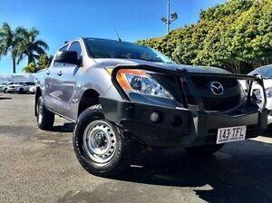 2013 Mazda BT-50 UP0YF1 XT Grey 6 Speed Sports Automatic Utility West Mackay Mackay City Preview