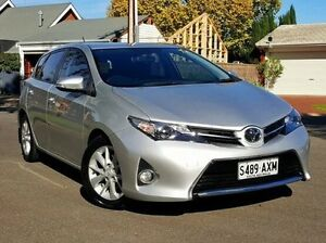 2013 Toyota Corolla ZRE182R Ascent Sport S-CVT Silver 7 Speed Constant Variable Hatchback Medindie Gardens Prospect Area Preview