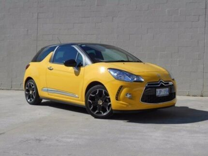 2013 Citroen DS3 MY13 Dstyle 4 Speed Auto Seq Sportshift Hatchback Fyshwick South Canberra Preview