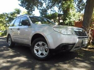 2010 Subaru Forester S3 MY10 XS AWD Silver 4 Speed Sports Automatic Wagon Prospect Prospect Area Preview