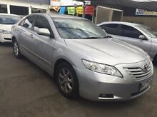 2007 Toyota Camry ACV40R Ateva Silver 5 Speed Automatic Sedan Maidstone Maribyrnong Area Preview