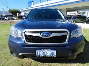 2013 Subaru Forester S4 MY13 2.5i Lineartronic AWD Blue 6 Speed Constant Variable Wagon Victoria Park Victoria Park Area Preview