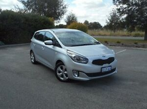 2014 Kia Rondo RP MY15 SI Silver 6 Speed Sports Automatic Wagon East Rockingham Rockingham Area Preview