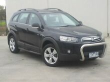 2013 Holden Captiva CG MY13 Black 6 Speed Sports Automatic Wagon Coolaroo Hume Area Preview