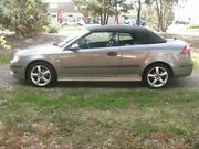 2005 Saab 9-3 442 MY2005 Vector Silver 5 Speed Sports Automatic Convertible Beverley Charles Sturt Area Preview