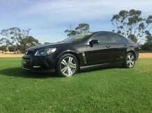 2013 Holden Commodore VF MY14 SS Black 6 Speed Sports Automatic Sedan Taminda Tamworth City Preview
