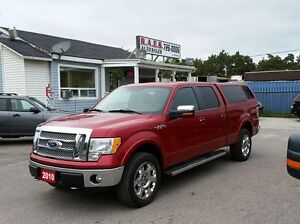 2010 Ford F-150 REDUCED Lariat Supercrew 4x4 6.5' Box & More