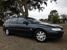 2001 Holden Commodore VX II Executive Grey 4 Speed Automatic Wagon Doveton Casey Area Preview