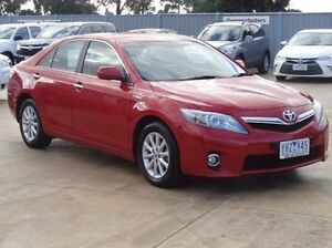 2011 Toyota Camry AHV40R Hybrid Wildfire Continuous Variable Sedan Melton Melton Area Preview