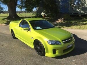 2008 Holden Ute Green Manual Utility East Kempsey Kempsey Area Preview