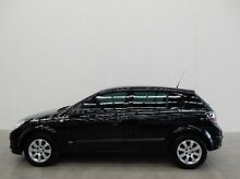 2008 Holden Astra AH MY08.5 CD Black 4 Speed Automatic Hatchback Braeside Kingston Area Preview