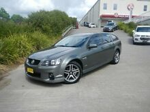 2010 Holden Commodore VE MY10 SV6 Sportwagon Grey 6 Speed Sports Automatic Wagon Windsor Hawkesbury Area Preview