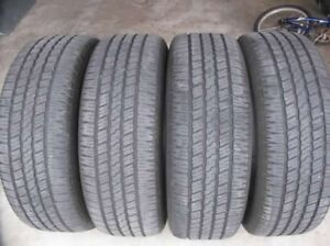Brand New Take Offs Good Year SR-A Tires 275/55/20 Tires $700.00