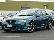 2013 Holden Commodore VE II MY12.5 SV6 Green 6 Speed Sports Automatic Sedan Sunbury Hume Area Preview