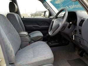2001 Toyota Landcruiser Prado Silver Automatic Wagon Pakenham Cardinia Area Preview