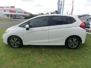 2015 Honda Jazz GF MY15 VTi-S White 1 Speed Constant Variable Hatchback Mandurah Mandurah Area Preview