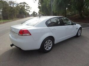 2013 Holden Commodore VE II MY12.5 Omega White 6 Speed Sports Automatic Sedan Elizabeth Playford Area Preview