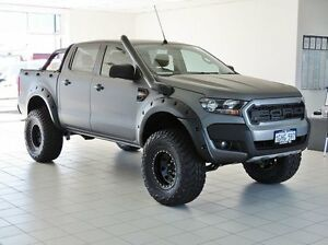 2015 Ford Ranger PX MkII XLS 3.2 (4x4) Grey 6 Speed Automatic Dual Cab Utility Morley Bayswater Area Preview