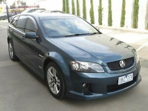 2010 Holden Commodore VE MY10 SV6 Sportwagon Blue 6 Speed Sports Automatic Wagon Coolaroo Hume Area Preview
