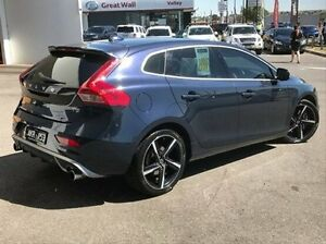 2013 Volvo V40 M Series MY13 T5 Adap Geartronic R-Design Blue 6 Speed Sports Automatic Hatchback Morwell Latrobe Valley Preview