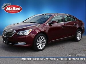 2014 Buick LaCrosse Leather Peterborough Peterborough Area image 1