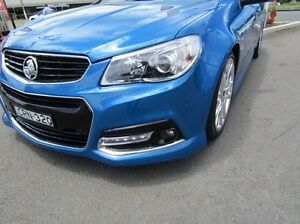 2013 Holden Commodore VF MY14 SS V Redline Blue 6 Speed Manual Sedan Cardiff Lake Macquarie Area Preview