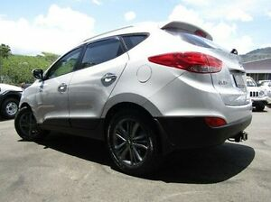2015 Hyundai ix35 Silver Sports Automatic Wagon Earlville Cairns City Preview
