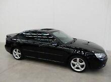 2004 Subaru Liberty GT AWD Black 5 Speed Sports Automatic Sedan Braeside Kingston Area Preview