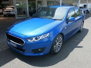 2015 Ford Falcon FG X XR6 Blue 6 Speed Sports Automatic Sedan Coffs Harbour Coffs Harbour City Preview