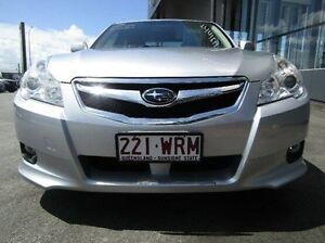 2012 Subaru Liberty B5 MY12 2.5i Lineartronic AWD Premium Silver 6 Speed Constant Variable Sedan Earlville Cairns City Preview