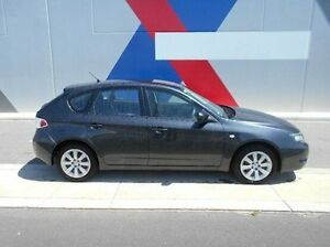 2008 Subaru Impreza G3 MY08 R AWD Grey 4 Speed Sports Automatic Hatchback Bunbury Bunbury Area Preview