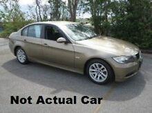2008 BMW 320i E90 MY08 Steptronic Gold 6 Speed Sports Automatic Sedan Hobart CBD Hobart City Preview