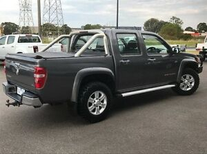 2011 Holden Colorado RC MY11 LT-R Crew Cab Grey 5 Speed Manual Utility Morwell Latrobe Valley Preview