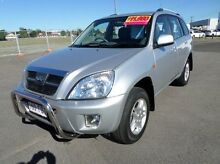 2012 Chery J11 T1X 2WD Silver 4 Speed Automatic Wagon Hyde Park Townsville City Preview